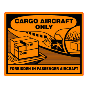 Cargo Aircraft Only, CAO
